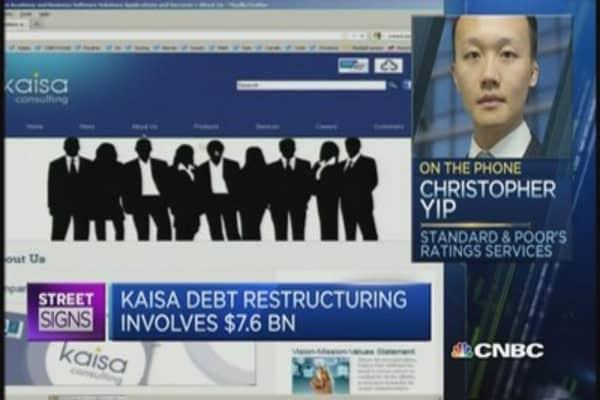 Kaisa unveils onshore debt restructuring plan