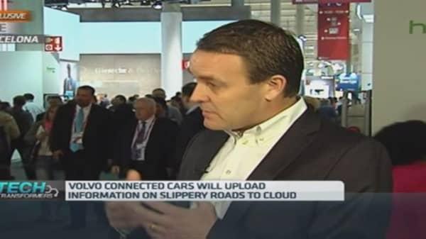 Volvo to roll out autonomous car: CIO