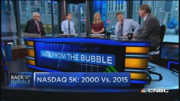 Nasdaq 5,000: What's different now