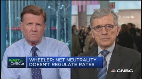 FCC's Wheeler: Dispelling 'imaginary horribles'