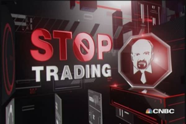 Cramer's Stop Trading: Goldman unkind to Mankind
