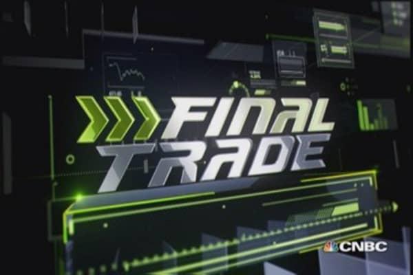 FMHR Final Trade: C, AAL & TLT