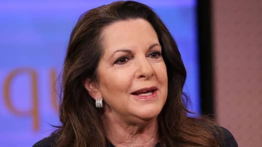 Julia Stewart, DineEquity CEO