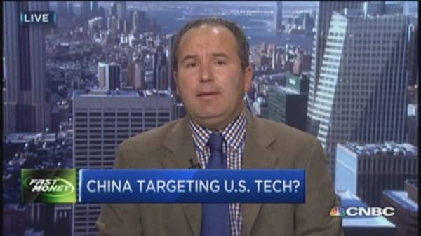 Pro thinks new China policy to cost tech $3-$5 billion