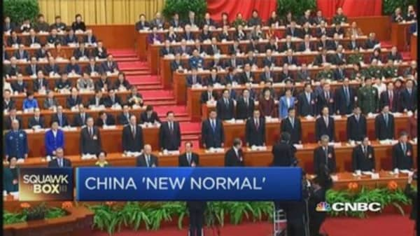 Economy to top agenda at China's NPC