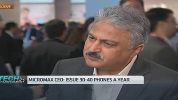 Indian millenials support our brand: Micromax CEO