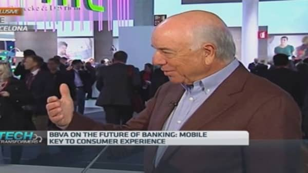 BBVA CEO on the future of banking