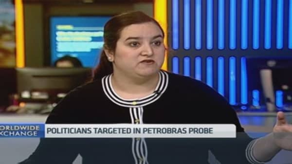 Petrobras is a 'political headache'