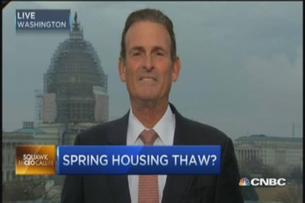 Lennar CEO: Expect robust spring sales