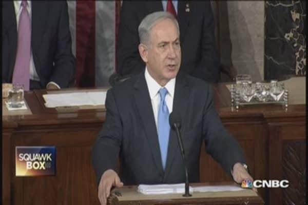 Netanyahu's warning to Congress