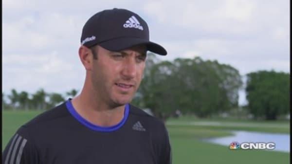 PGA Tour pros share ideas to kick start golf