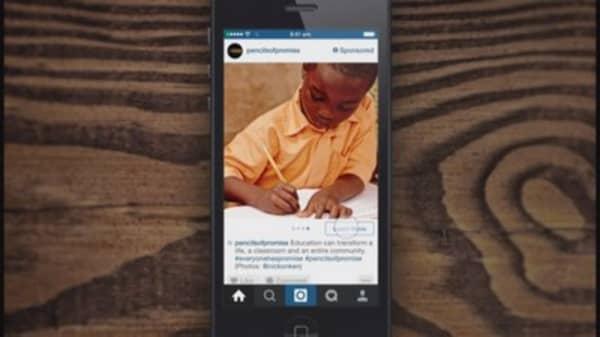 Ad-friendly Instagram