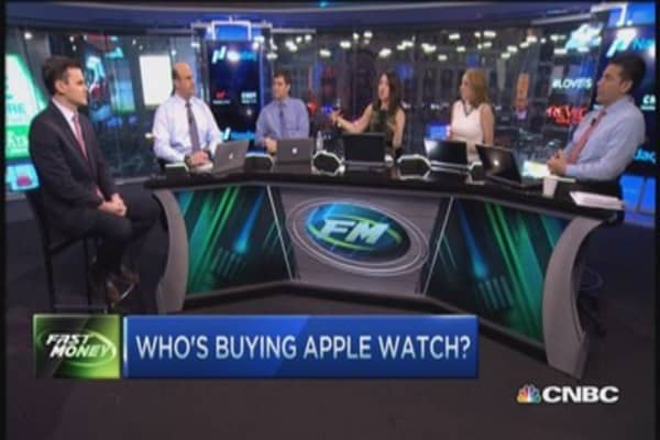 Apple Watch 'flop' in waiting?