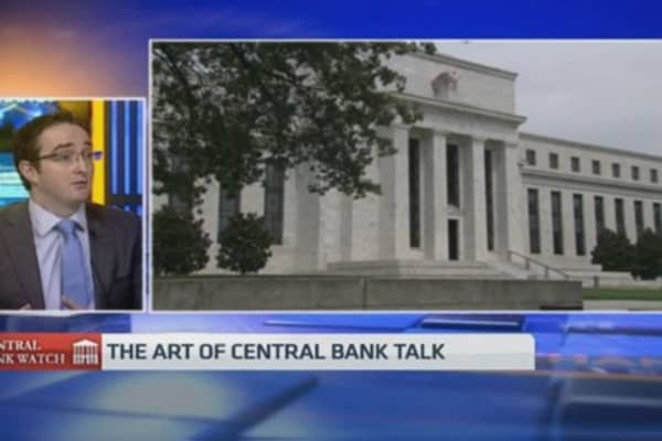 The art of central bank talk