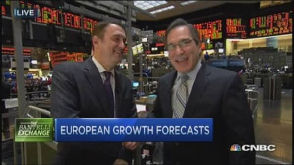 Santelli Exchange: Euro QE open-ended