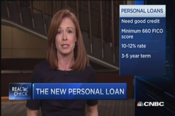 The new personal loan