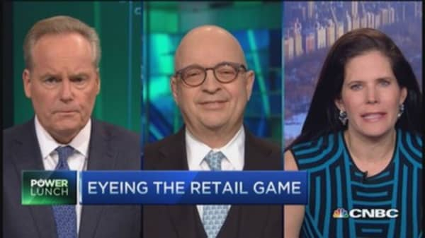 The retail play: L Brands & Target