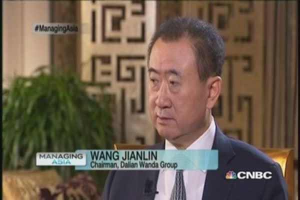 Dalian Wanda: 2015 will see better quality growth