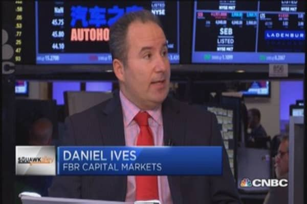Ives talks next move for Apple