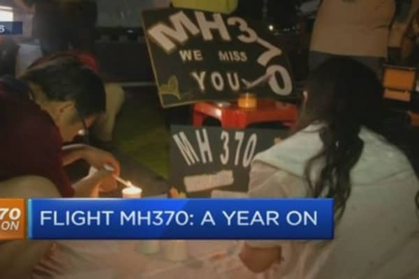 JACC: 'Remain committed to MH370 search'