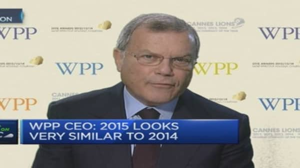 Businesses face tough choice in UK election: WPP CEO