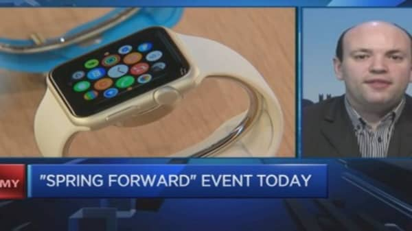 Will the Apple Watch be a game-changer?