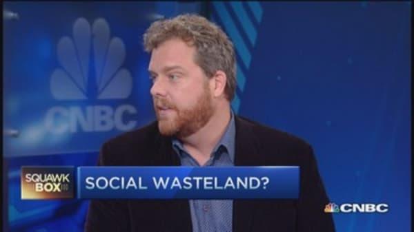 Social disorder in media land?