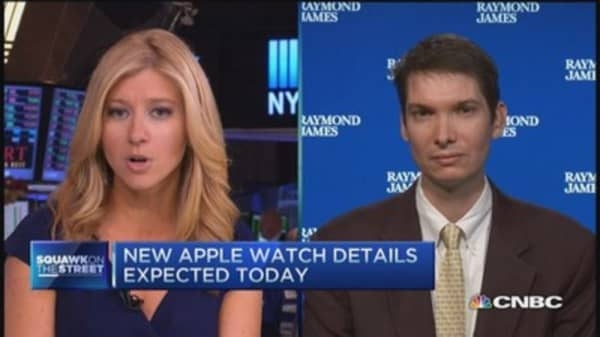 10% of iPhone users interested in Watch: McCourt