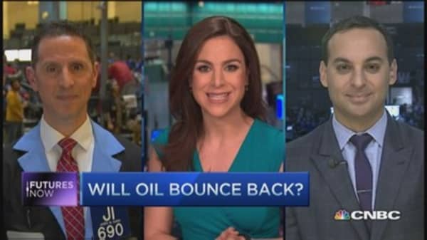 Futures Now: Will oil bounce back?