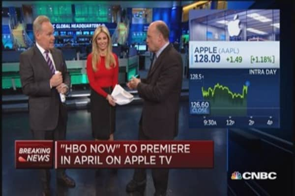 Cramer: I'm going to buy 4 Apple Watches