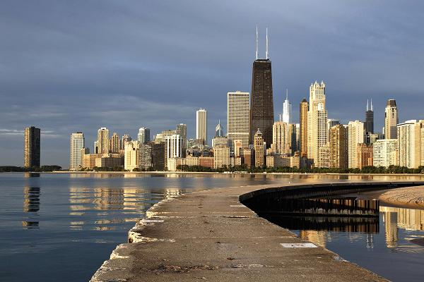 Chicago, Illiinois.
