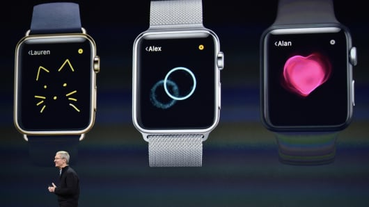 FDA Approves Kardiaband As First Medical Device For Apple Watch