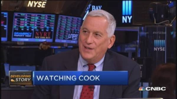 Isaacson: This is Tim Cook's watch