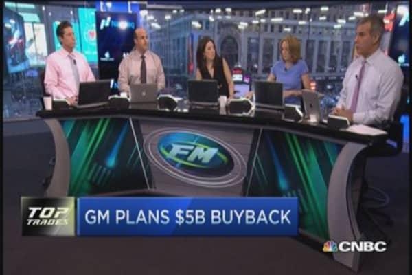 General Motors' win-win?