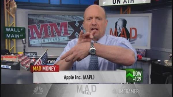 Apple Watch: What Cramer really thinks
