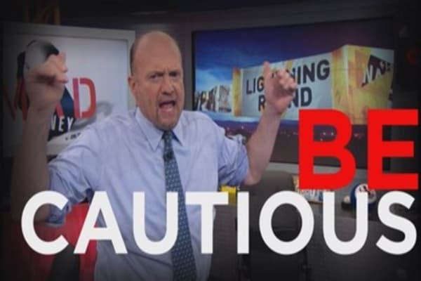 Cramer: Oil prices could hurt this stock