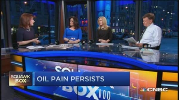 GS bearish call on oil predicts pain persists