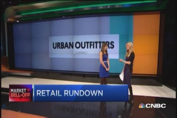 Retail rundown: URBN, AEO & ZUMZ