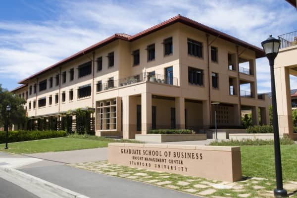 Stanford University Graduate School of Business at Knight Management Center