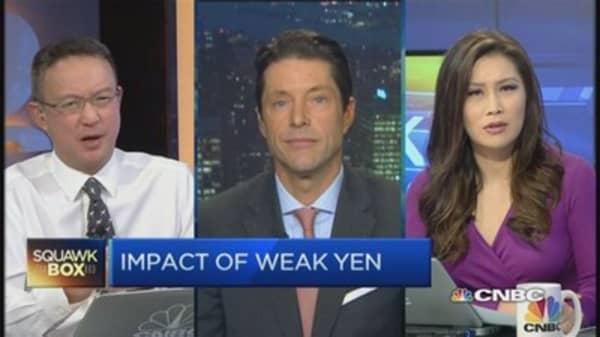 Yen-Nikkei correlation is over: Seymour