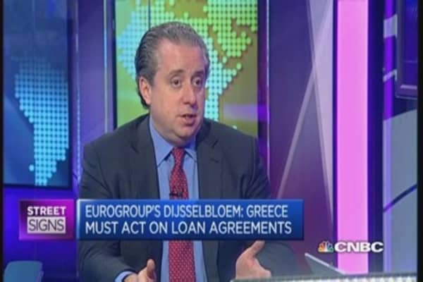 Speed of euro depreciation is 'ok': Expert