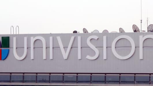 UNIVISION BIDS