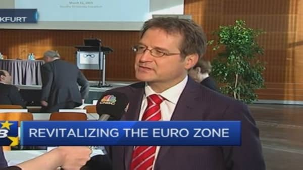 ECB in a difficult position: German expert