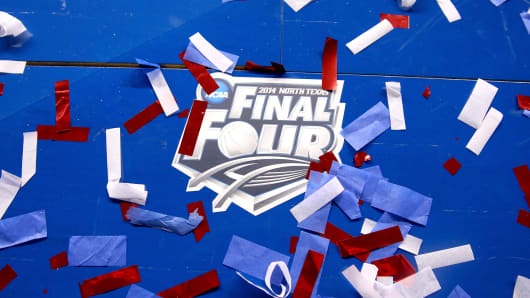 The Final Four logo NCAA