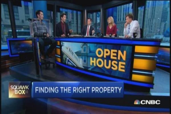 'Property Brothers': Hot housing trends
