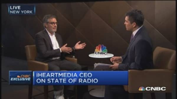 It's an exciting time: iHeartMedia CEO