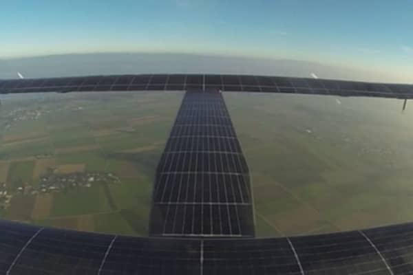 Solar Impulse 2: Reaching new heights