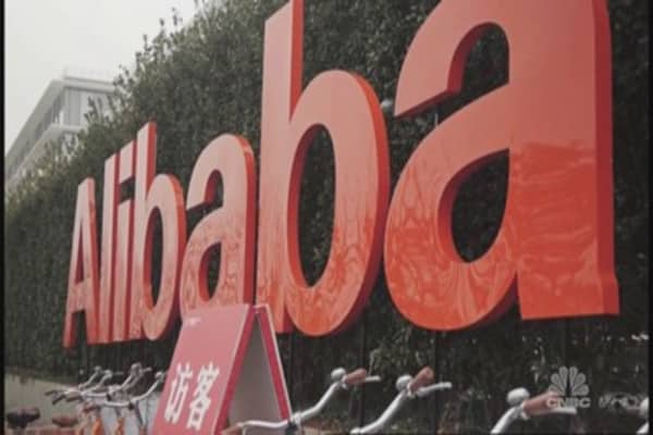 Alibaba's $200M investment in Snapchat
