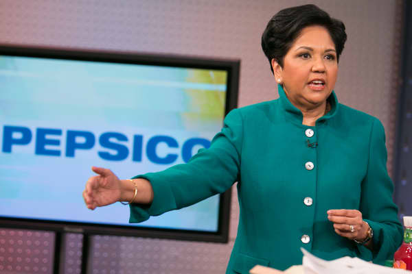 PepsiCo CEO shares her 3-step path to advancing your career
