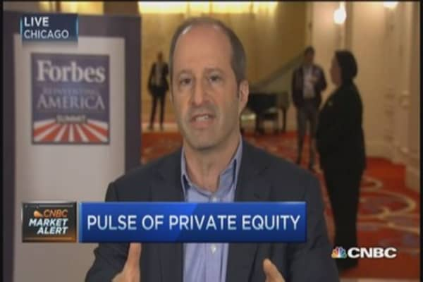 QE driven up stock & real estate values: Utay